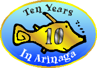 In September 2012 we celebrated ten years in Arinaga